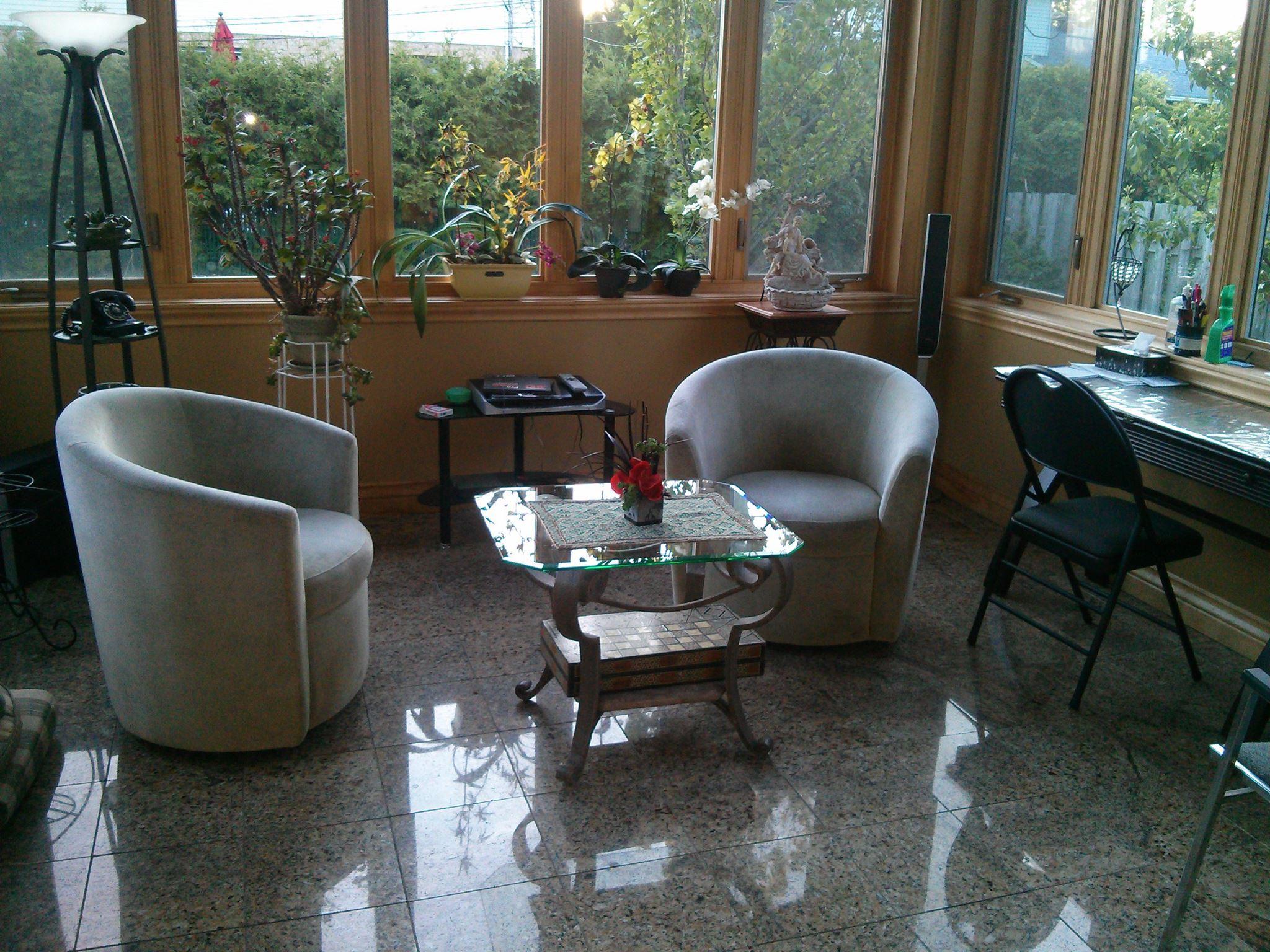 Mezanine-intérieur